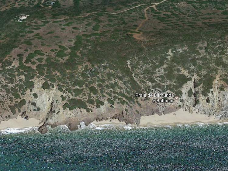 Praia de Blimunda e Baltasar
