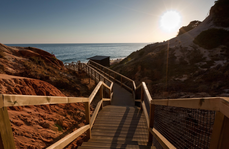 Epic Sana Algarve - acesso à praia