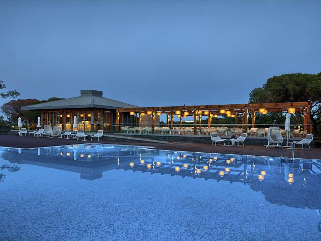 Epic Sana Algarve - Restaurante Open Deck