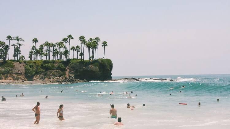 Crescent Bay Beach, Laguna Beach