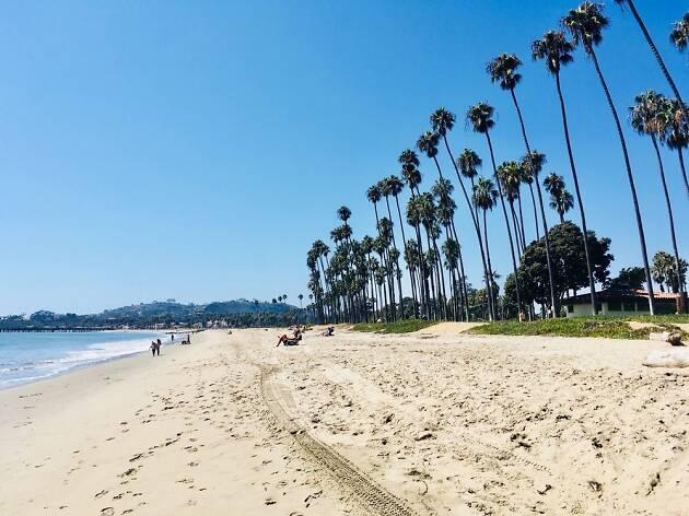East Beach, Santa Barbara
