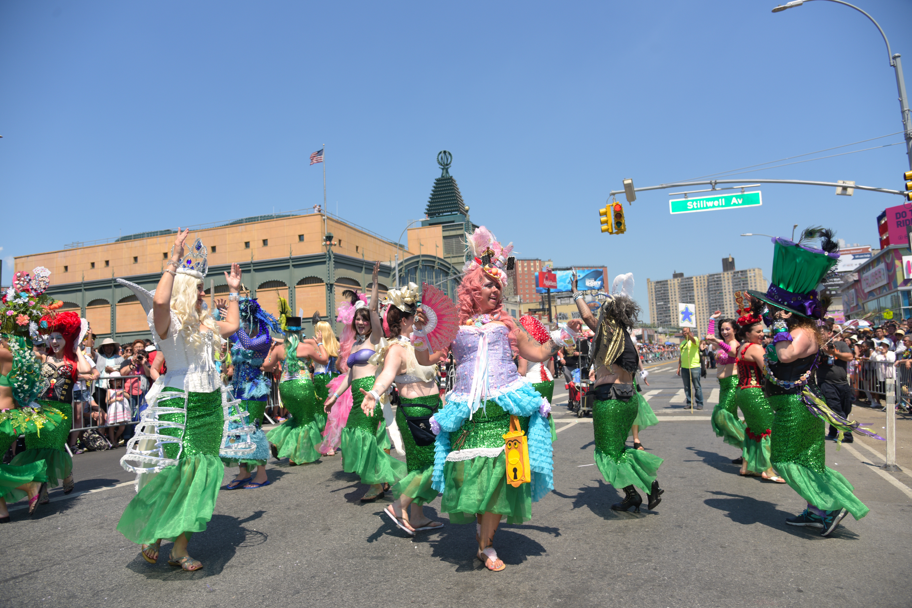 Everything you need to know about the Coney Island Mermaid Parade tomorrow