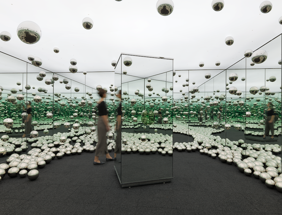 Yayoi Kusama is bringing a new Infinity Mirror Room to NYC this fall