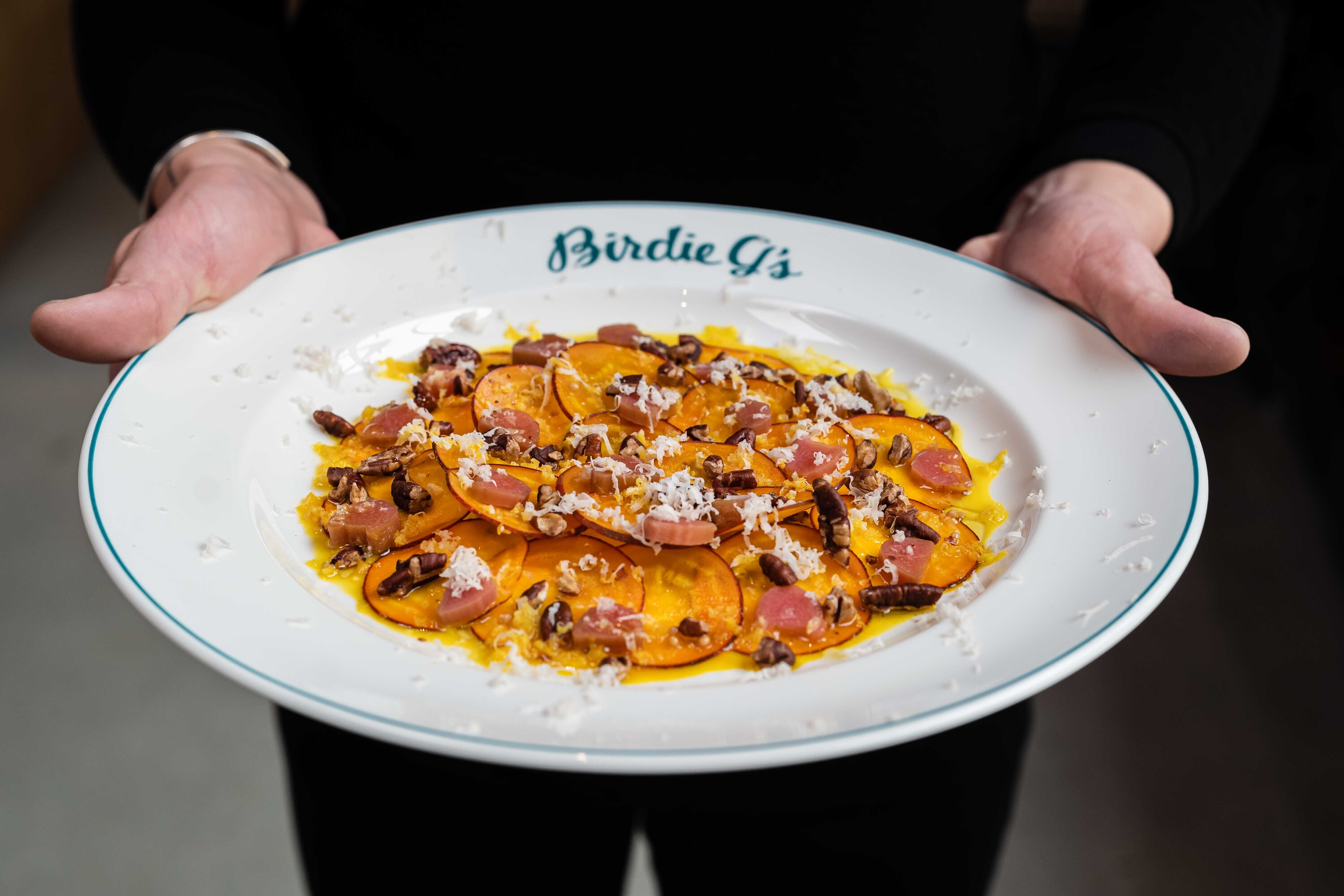 Jeremy Fox new restaurant Birdie G's in Santa Monica Bergamot Station Los Angeles