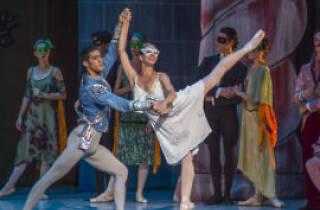 La Cenicienta - Ballet Nacional de Cuba