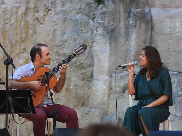 Anna Ferrer i Mario Mas