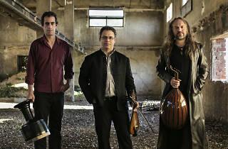 Trio López - Petrakis - Chemirani