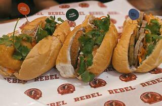 Rebel, sandwich