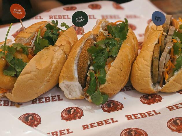 The best sandwich shops in Singapore