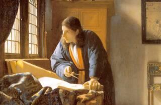 El geógrafo - Vermeer