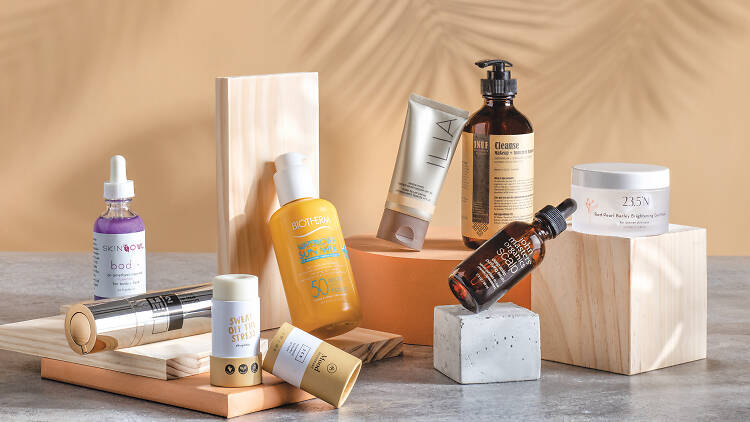 Natural beauty products 2019