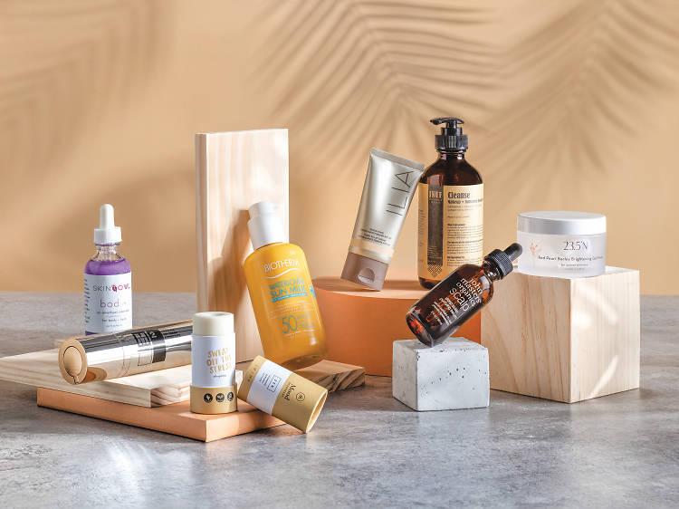 Hong Kong's best natural skincare products