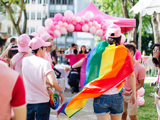 How the LGBTQ+ community in Singapore is staying connected