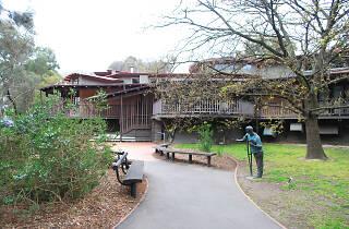 Eltham Library exterior