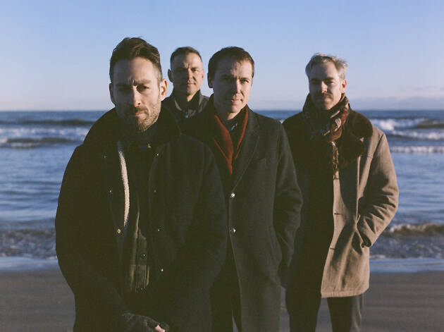 Finding emo: a chat with Midwest emo band American Football in Singapore
