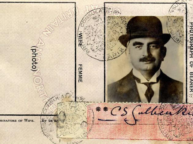 Passaporte Calouste Gulbenkian