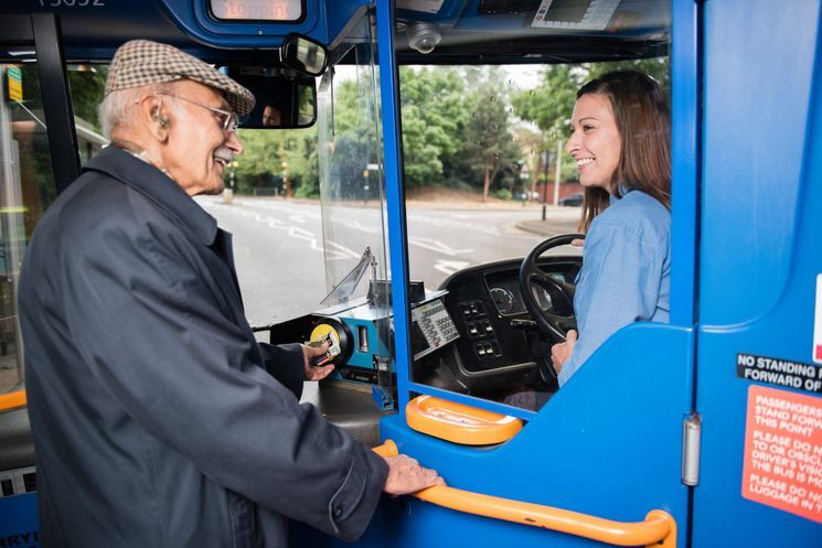 Meet London's most-loved bus drivers