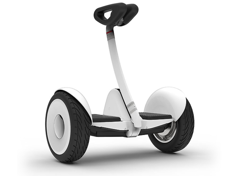 Segway for exploring the outdoors