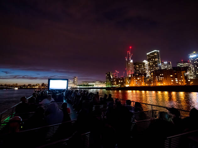 Temperature's rising! Catch these films outdoors at Movies on the River this week