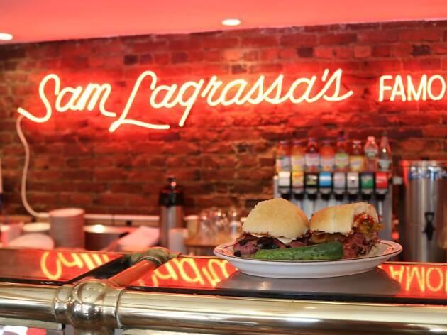 Sam LaGrassa's