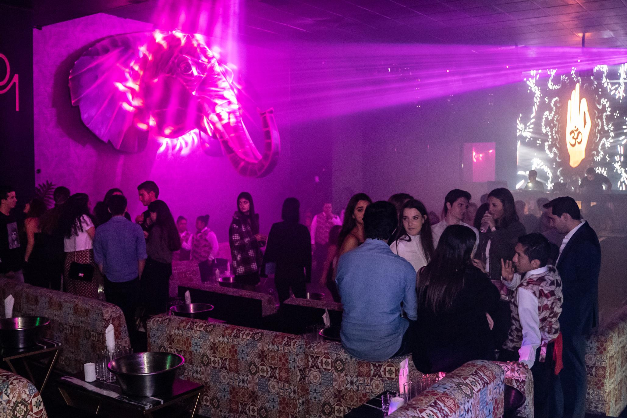 OM discotheque