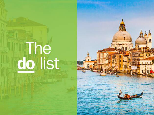 Venice DO list
