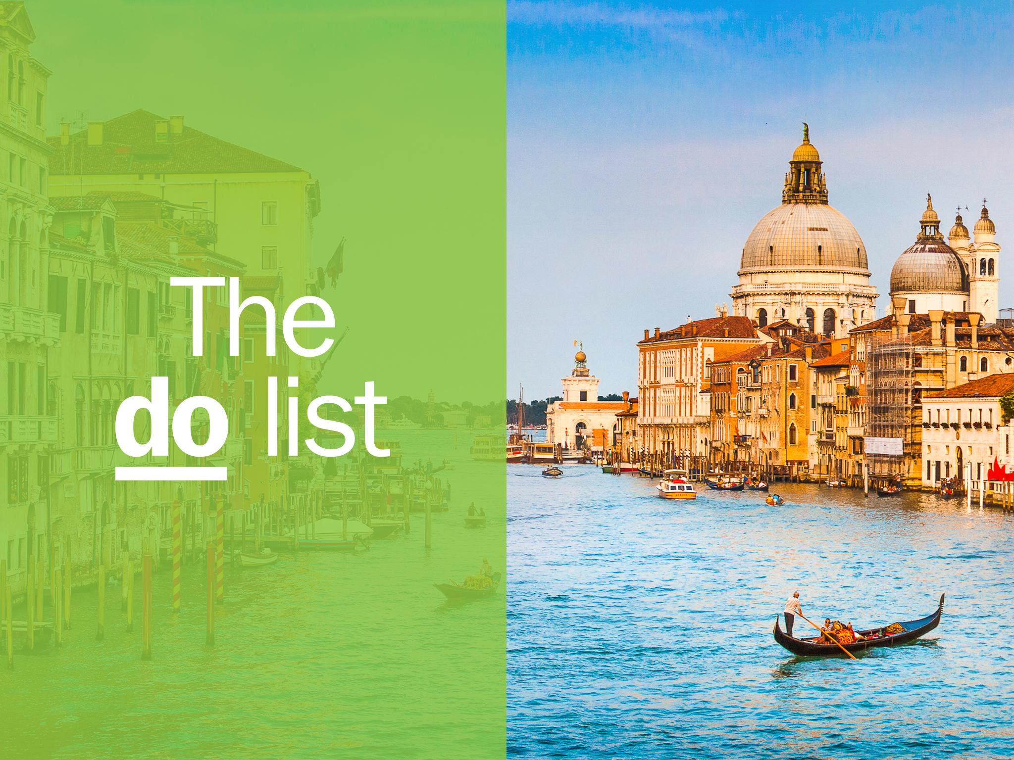 My Top Five: Venice