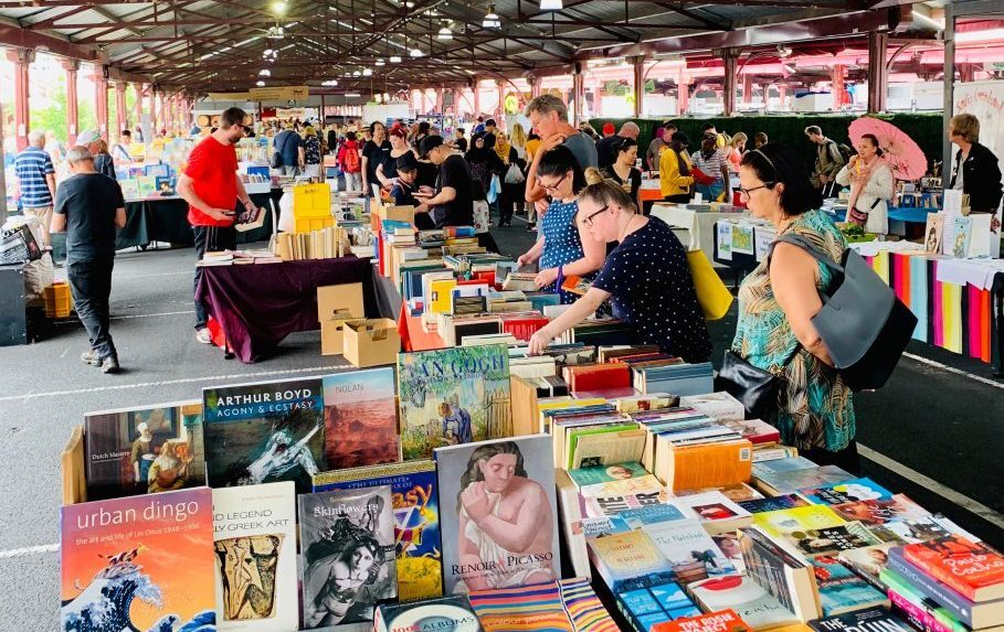 Melbourne Book Market