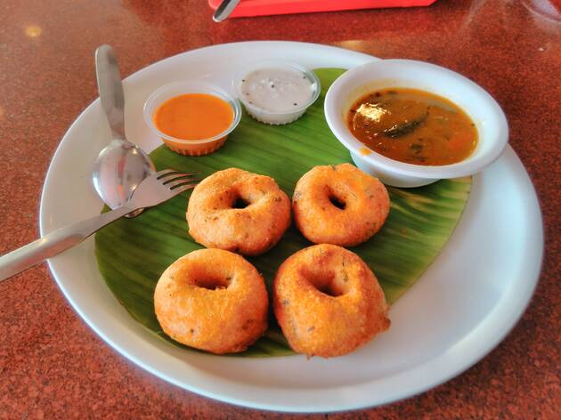Plate of Vada