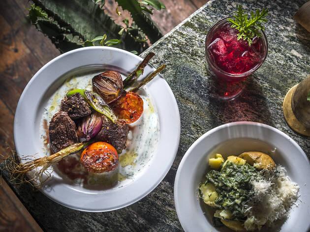 The Eyal Shani checklist - the Cauliflower King's must-visit restaurants in Tel Aviv
