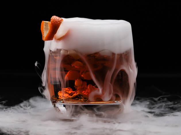 Save 66% on a multi-sensory whisky cocktail masterclass