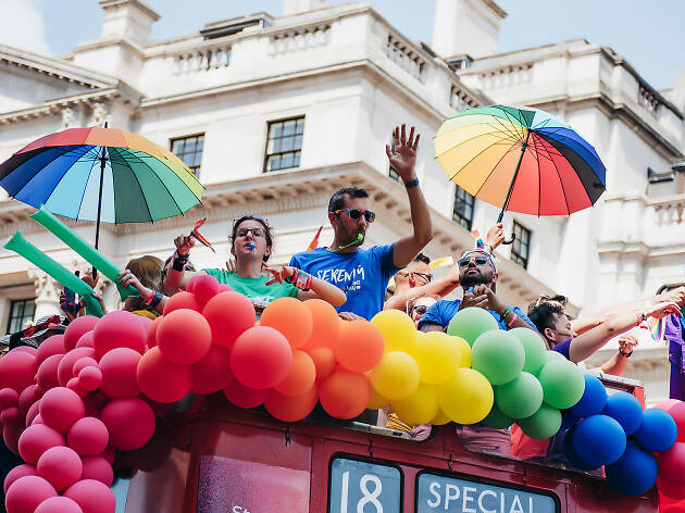 Pride in London 2019: best places to watch the parade