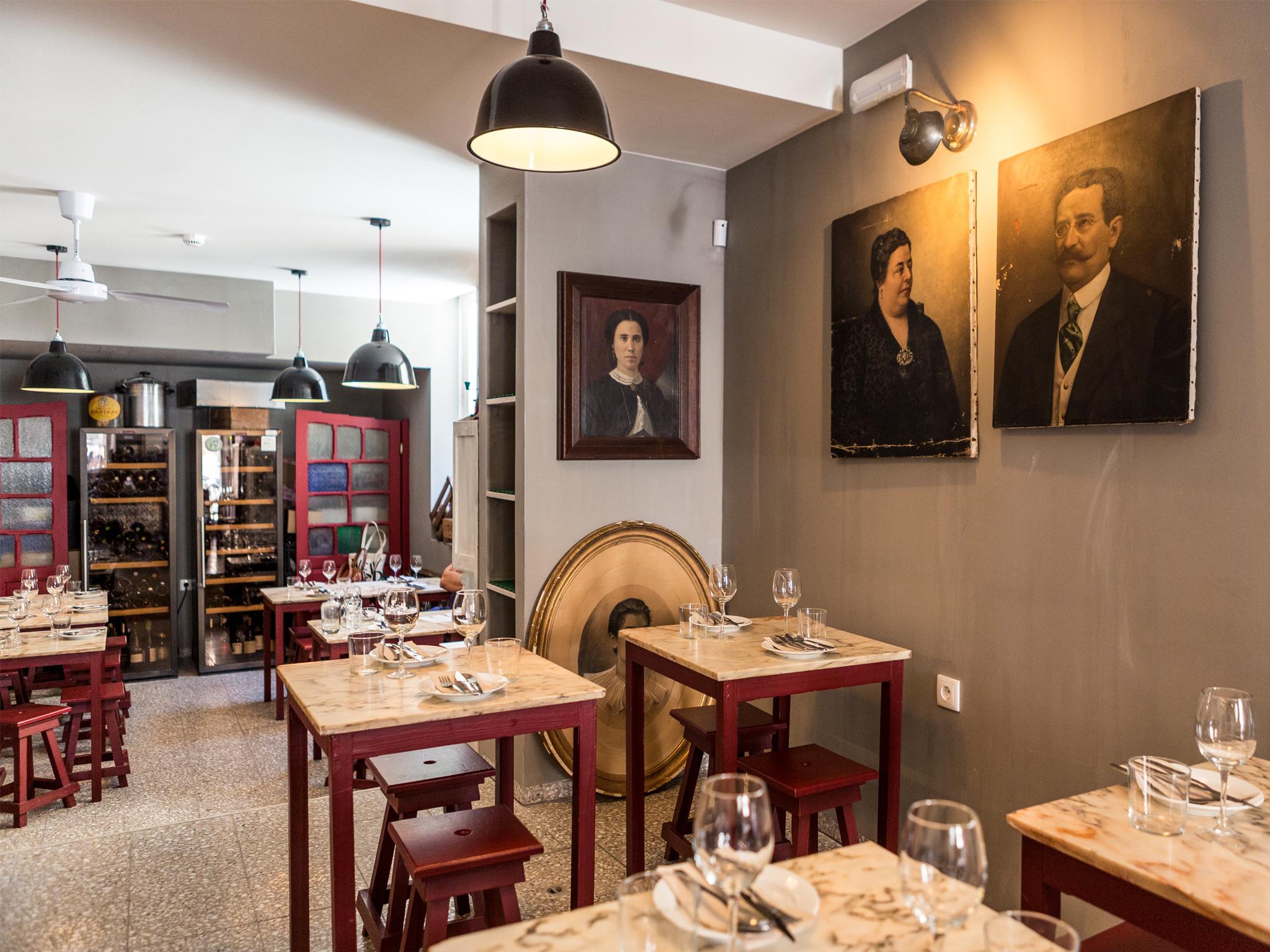 Restaurante, Taberna do Calhau