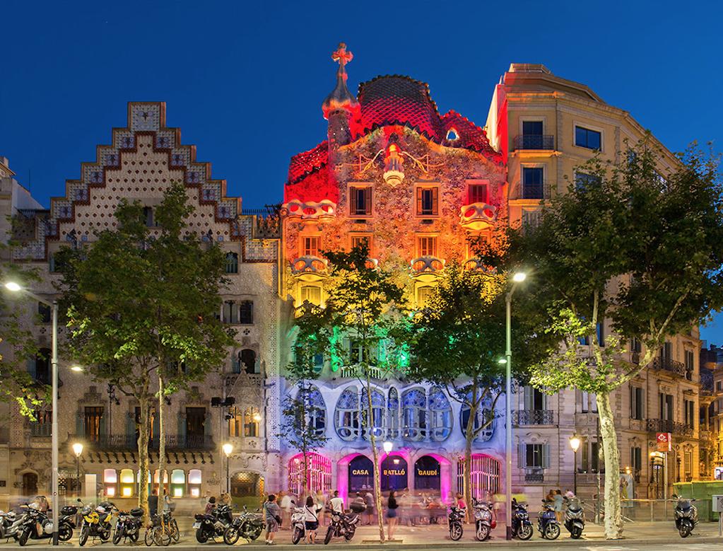 Ya puedes recorrer Casa Batlló, de Gaudí, desde la comodidad de tu sillón
