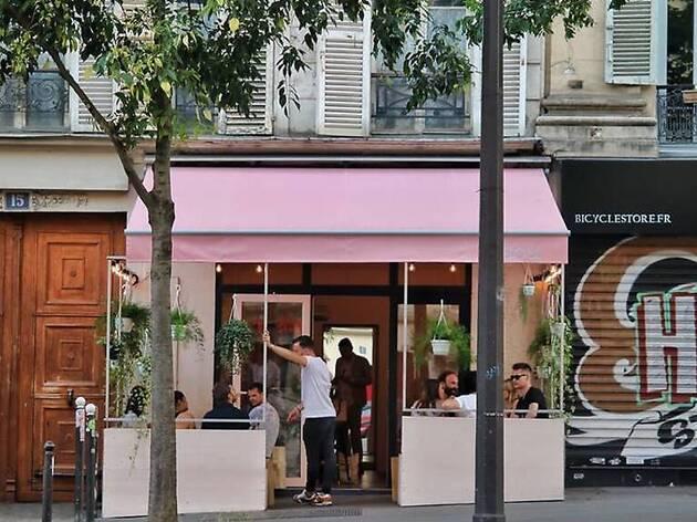 Les meilleures terrasses de bars à Paris