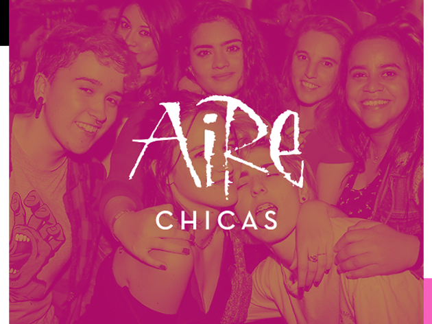 Aire chicas (Arena Classic)