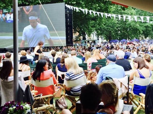 Big Screen On The Green