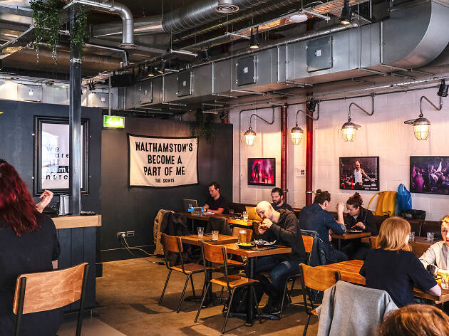 The Collab Bars And Pubs In Walthamstow London
