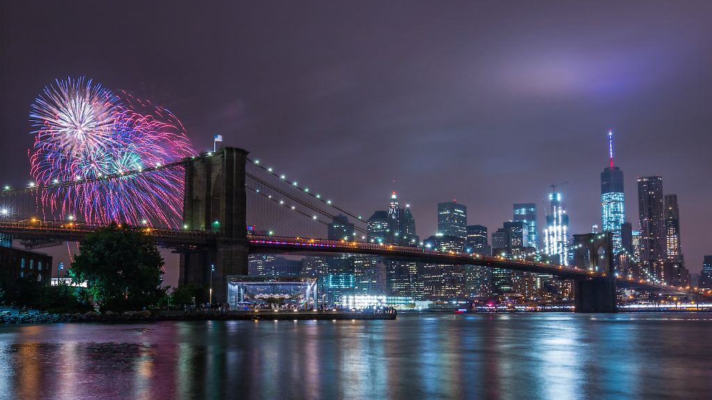 Where to watch the 4th of July fireworks in NYC