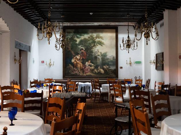 Restaurantes y cafés en Polanco