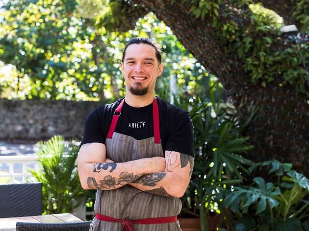 Restaurant Diaries: Pastelitos and menu overhauls with Michael Beltran