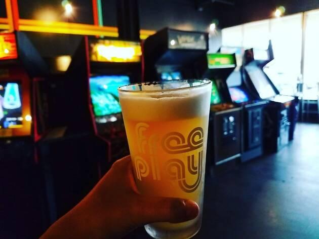 Free Play Arcade
