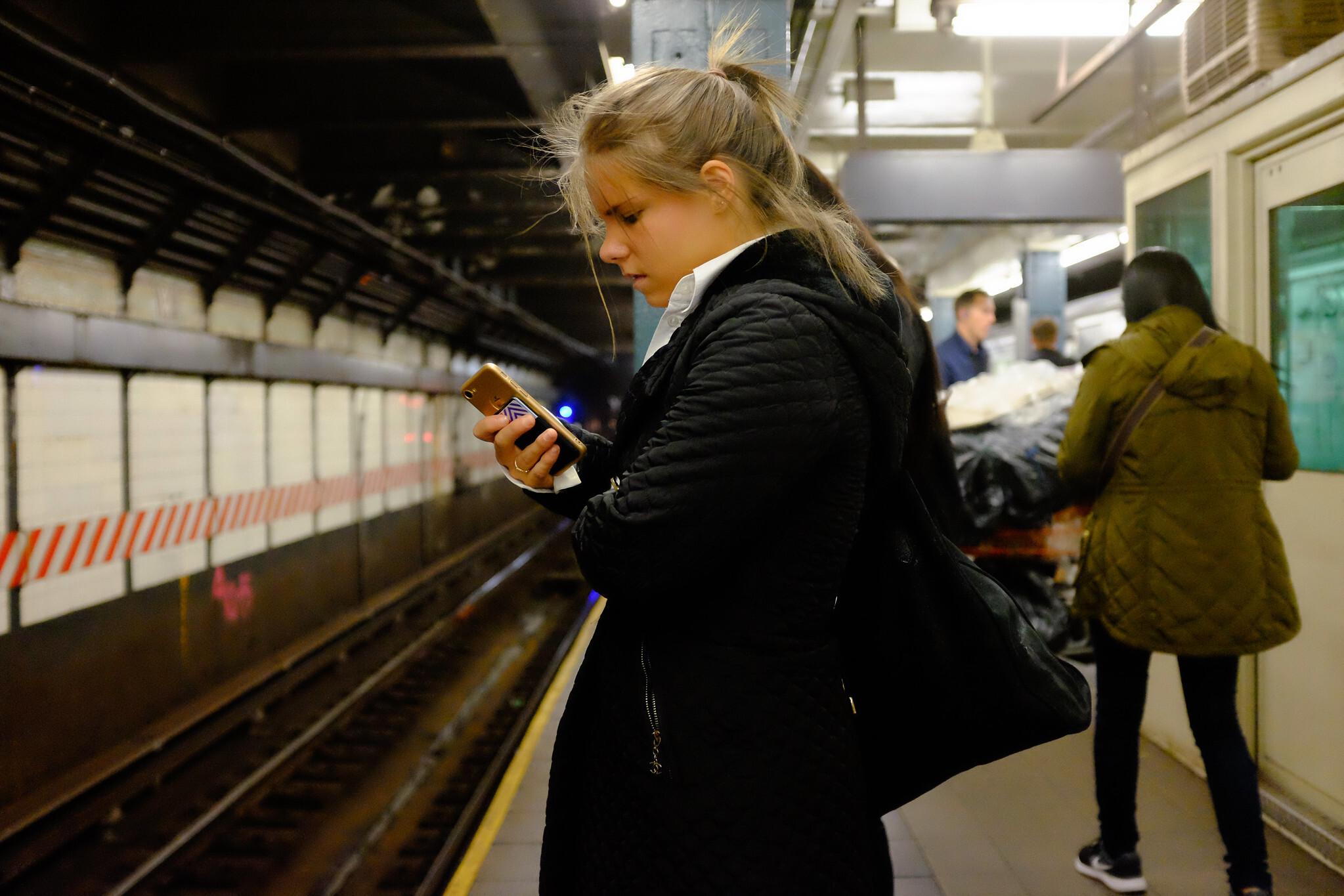 Subway Wi-Fi is nothing more than a sick joke