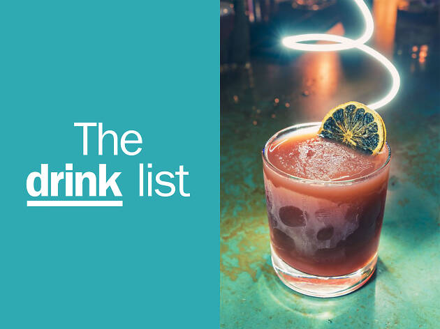 Dallas Drink List