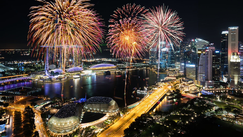 NDP, fireworks