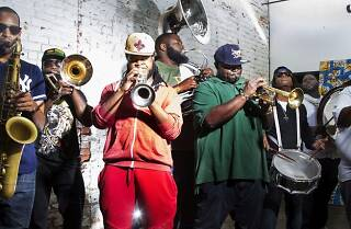 Hot and Brass Band