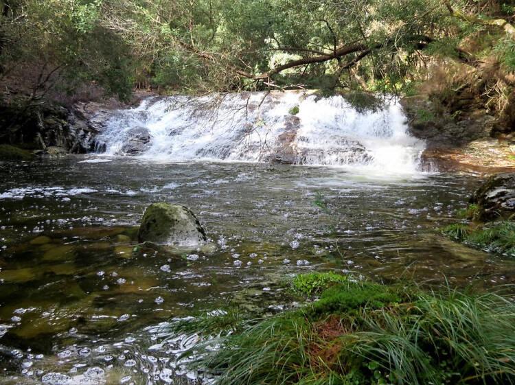 As lagoas da Serra d'Arga