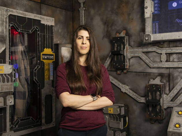Sarah Dodd, escape room enthusiast (1)