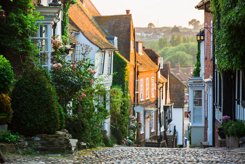 Rye, seaside towns