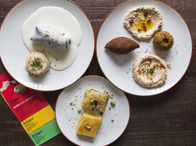 Ce dimanche, Time Out s'associe au Refugee Food Festival pour sa grande soirée de clôture